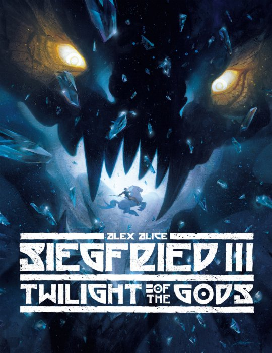 Siegfried #3 - Twilight of the Gods