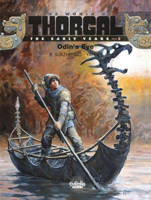 The Young Thorgal #2 - Odin's Eye