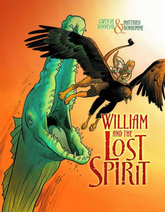 William and the Lost Spirit #1 - GN