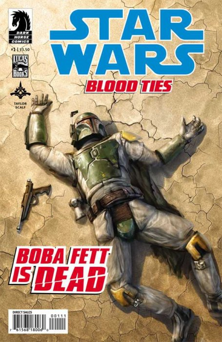 Star Wars - Blood Ties - Boba Fett is Dead #1-4 Complete
