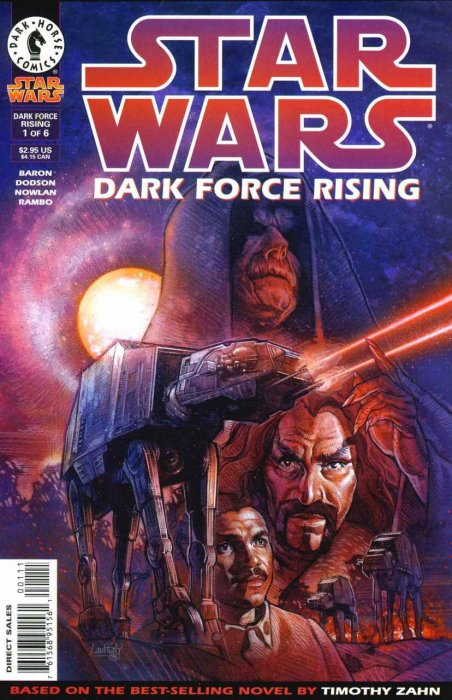 Star Wars - Dark Force Rising #1-6 Complete