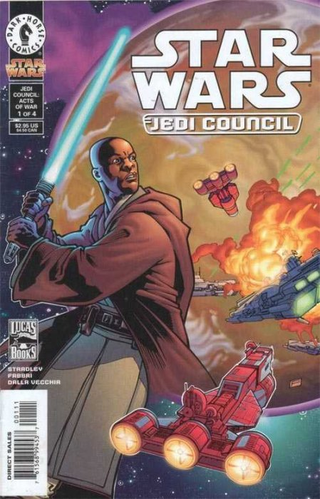 Star Wars - Jedi Council - Acts Of War #1-4 Complete