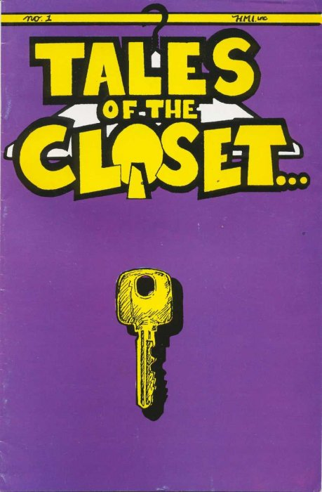 Tales of the Closet #1-8 Complete