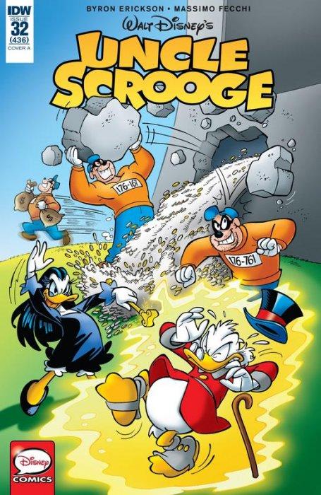 Uncle Scrooge #32