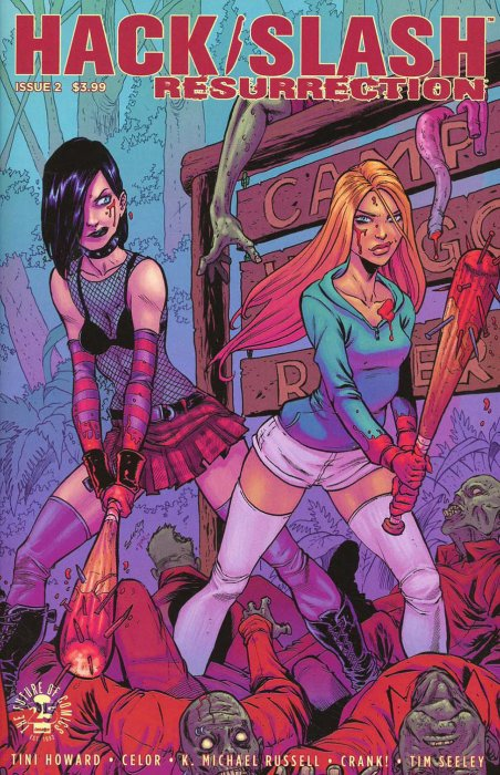 Hack-Slash - Resurrection #2
