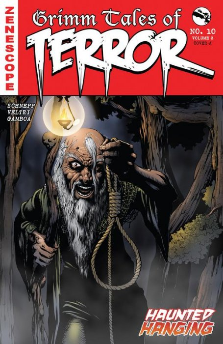 Grimm Tales of Terror Vol.3 #10