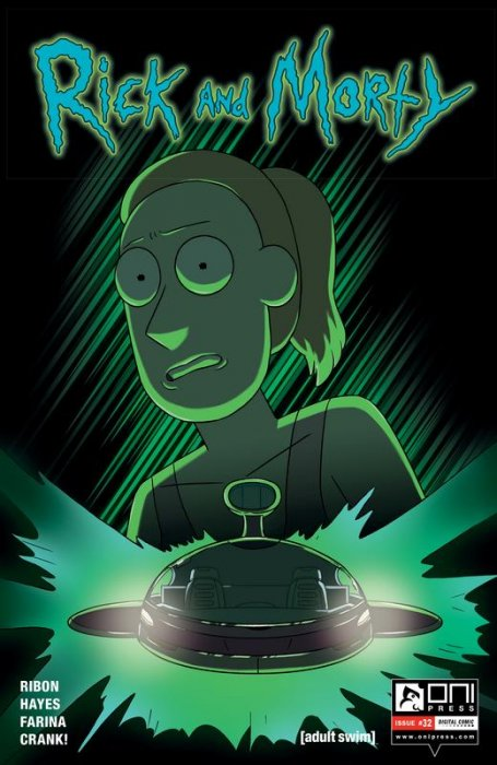 Rick and Morty #32