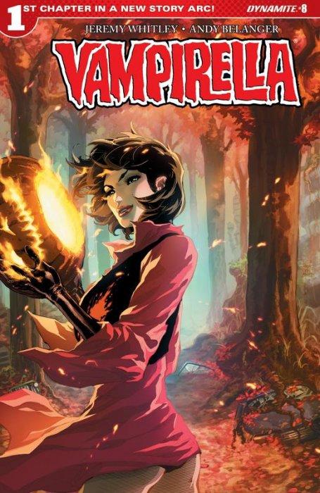 Vampirella Vol.4 #8