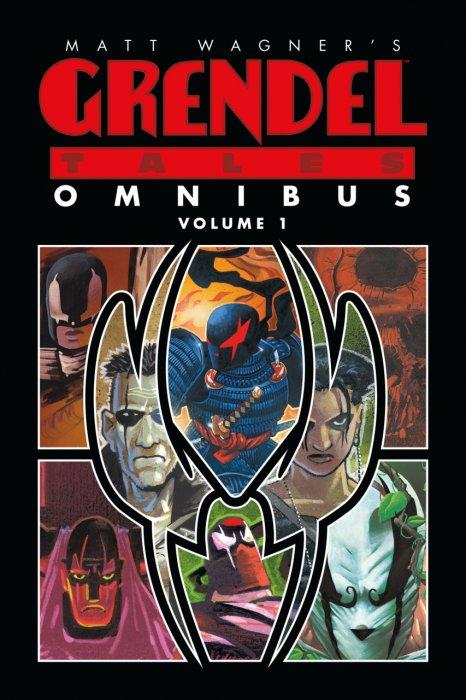 Matt Wagner's Grendel Tales Omnibus Vol.1