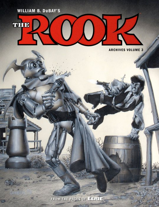 W.B. DuBay's The Rook Archives Vol.3