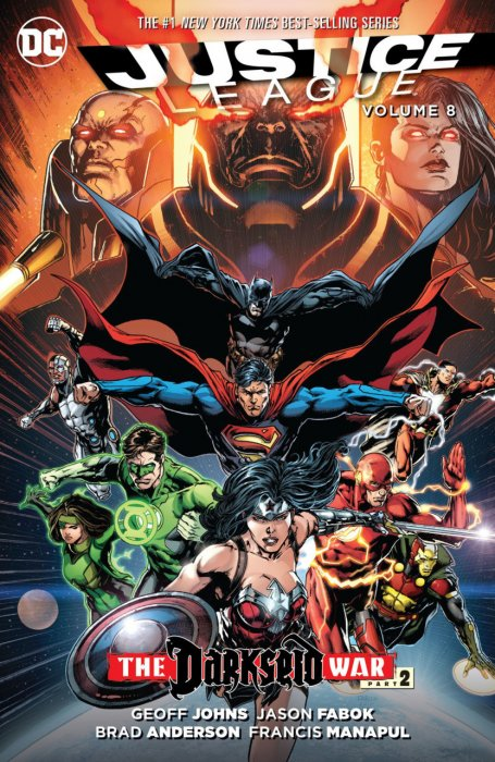 Justice League Vol.8 - Darkseid War Part 2