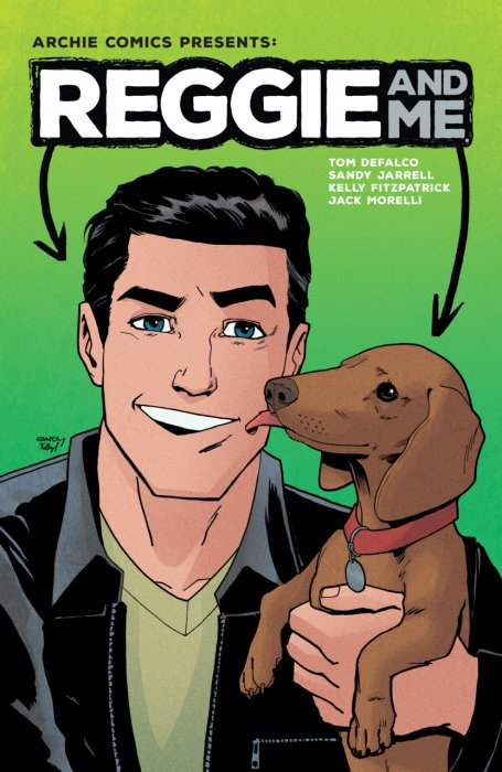 Reggie and Me #1 - TPB