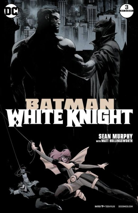 Batman - White Knight #3