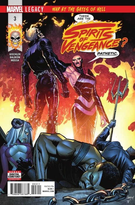 Spirits of Vengeance #3