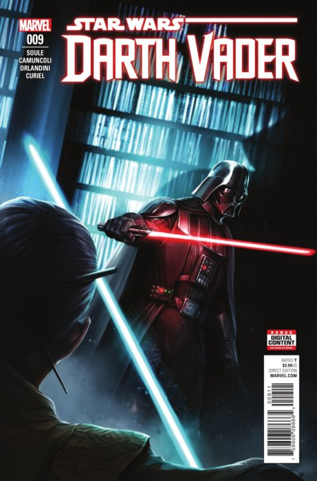 Star Wars - Darth Vader #9