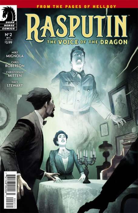 Rasputin - The Voice of the Dragon #2