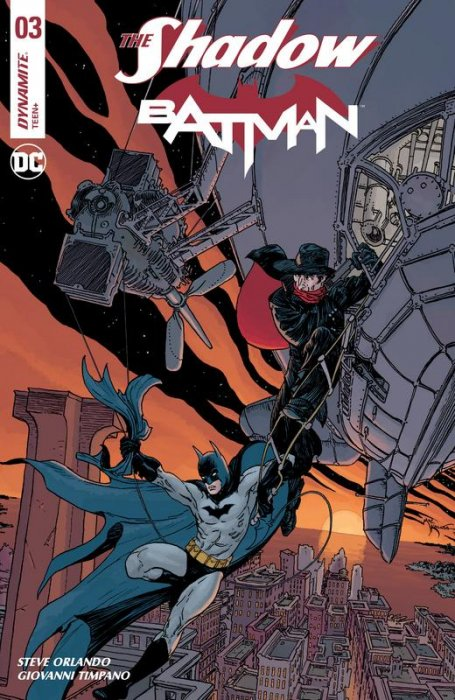 The Shadow - Batman #3
