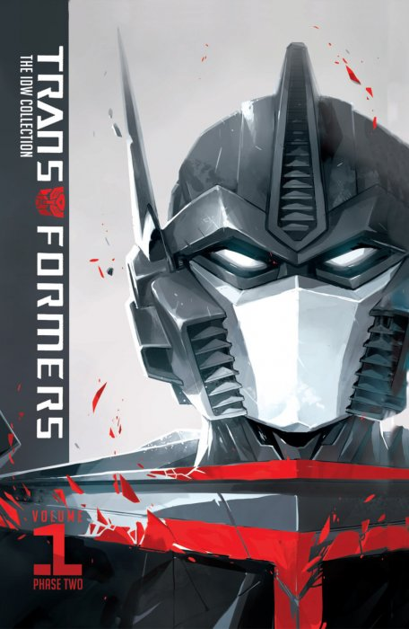 Transformers - IDW Collection -  Phase Two Vol.1