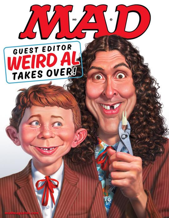 MAD Magazine #533
