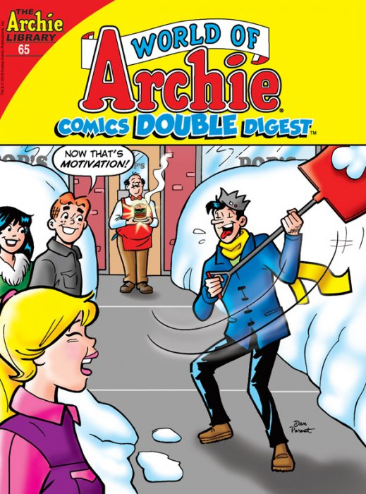 World of Archie Comics Double Digest #65