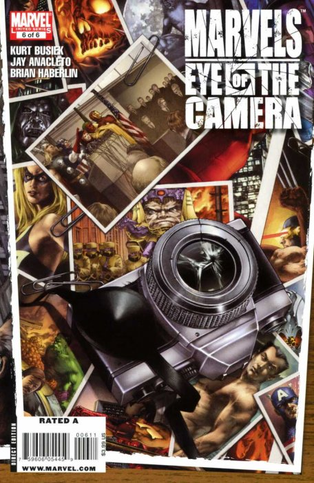 Marvels - Eye of the Camera #6