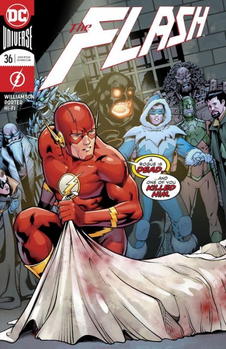 The Flash #36