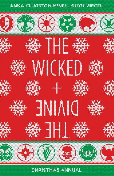 The Wicked + The Divine - Christmas Annual #1