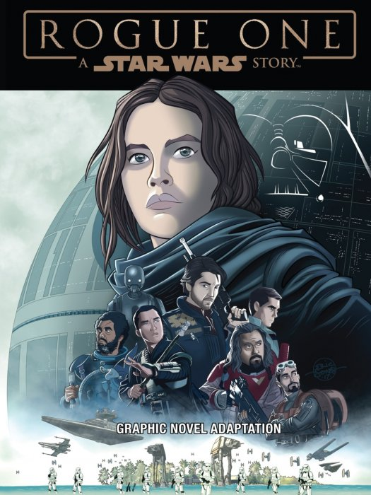 Star Wars - Rogue One Graphic Novel Adaptation #1 - GN