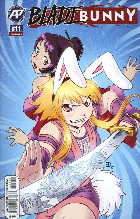 Blade Bunny Vol.2 #11