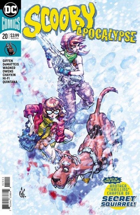 Scooby Apocalypse #20