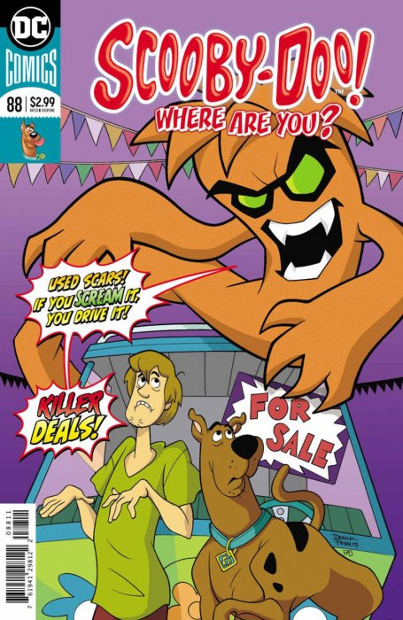 Scooby-Doo - Where Are You #88