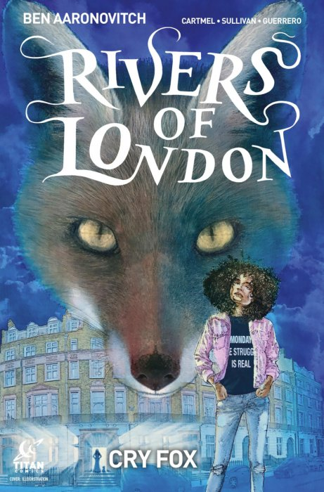 Rivers of London - Cry Fox #2