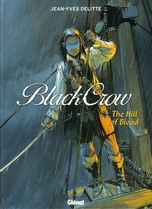 Black Crow Vol.1-6 Complete