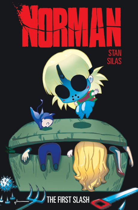 Norman - The First Slash #1 - TPB