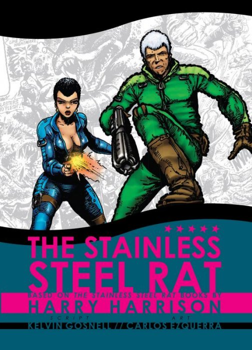 The Stainless Steel Rat #1