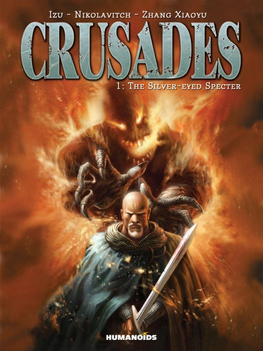 Crusades #1-3 Complete