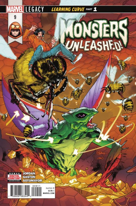 Monsters Unleashed Vol.2 #9