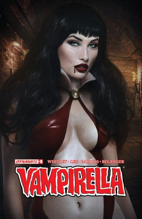 Vampirella Vol.4 #9