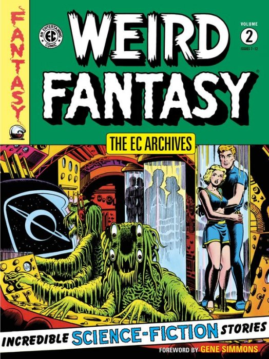 The EC Archives - Weird Fantasy Vol.2