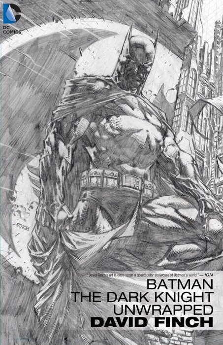 Batman The Dark Knight Unwrapped - David Finch #1 - HC