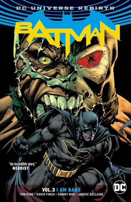 Batman Vol.3 - I Am Bane