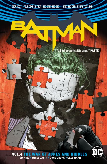 Batman Vol.4 - The War of Jokes and Riddles