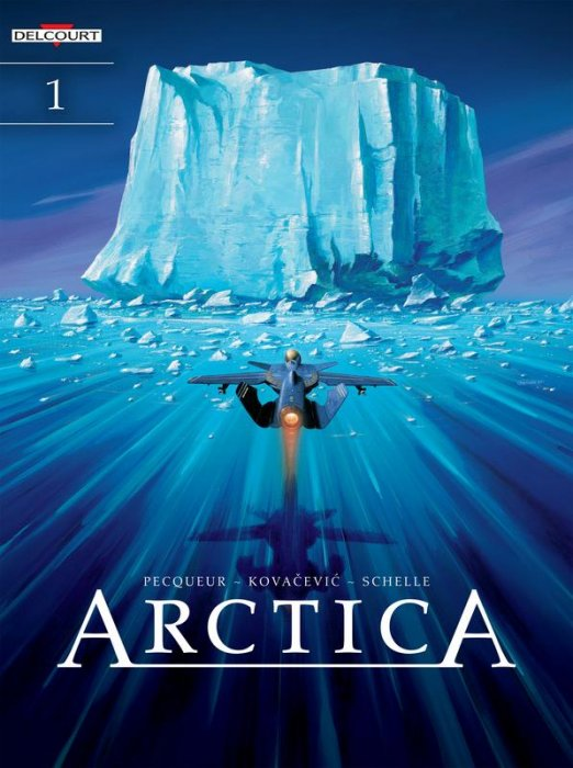 Arctica #1 - Ten Thousand Years Under the Ice