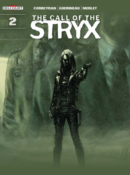 The Call of the Stryx #2 - Shadows 2/2