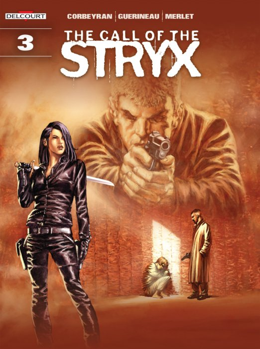 The Call of the Stryx #3 - Traps 1/2