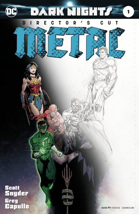 Dark Nights - Metal Director's Cut #1