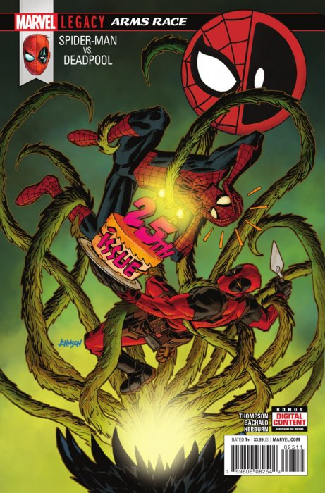 Spider-Man - Deadpool #25