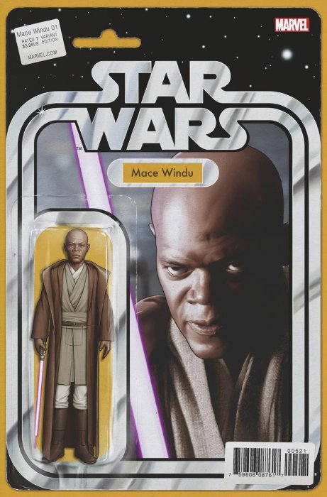 Star Wars - Jedi of the Republic - Mace Windu #5