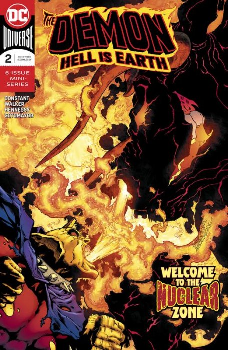 The Demon - Hell is Earth #2