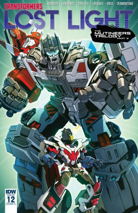 Transformers - Lost Light #12